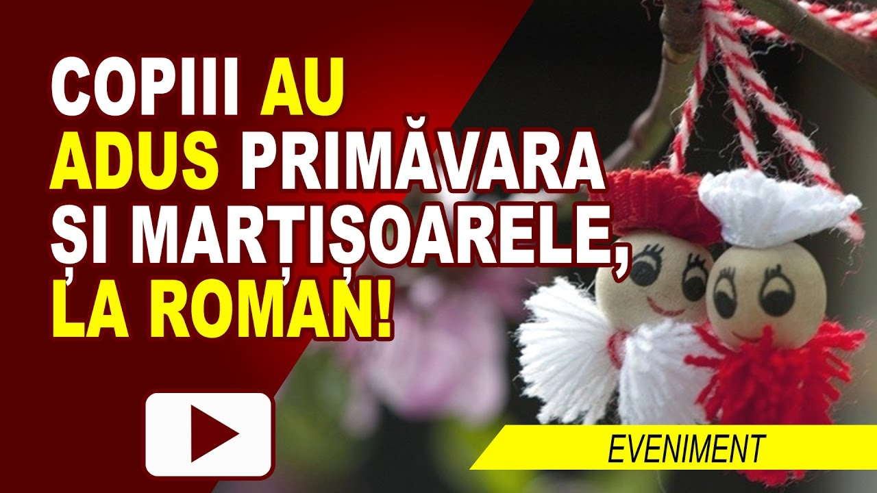 MĂRȚIȘORUL ROMÂNESC, PROIECT LA A ZECEA EDIȚIE