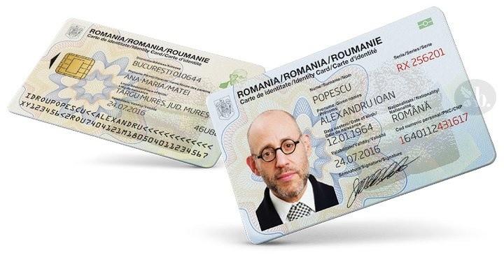 Precizari privind noua carte electronica de identitate