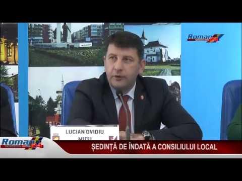 SEDINTA D INDATA A CONSILIULUI LOCAL ROMAN 23.03.2017