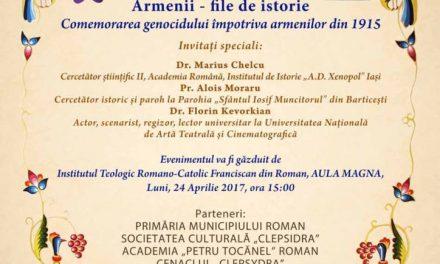 Armenii – file de istorie