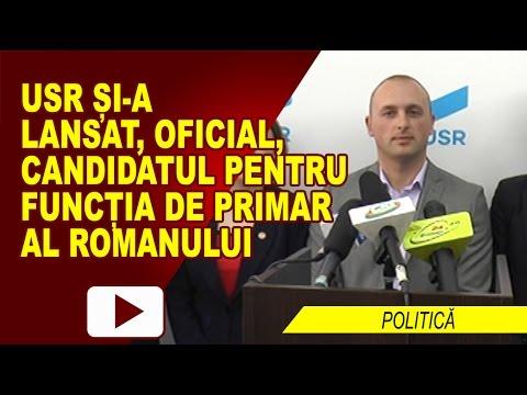 Lansarea Candidaturii lui Radu Samson la Functia de Primar al Romanului