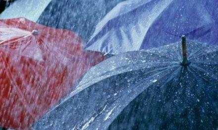 Jumătatea de nord a Moldovei, din nou sub avertisment de vreme rea