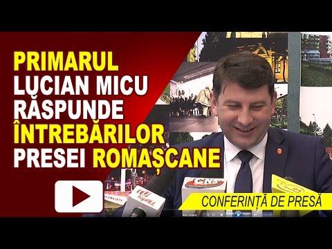 CONFERINTA DE PRESA PRIMARIA ROMAN 03.04.2017