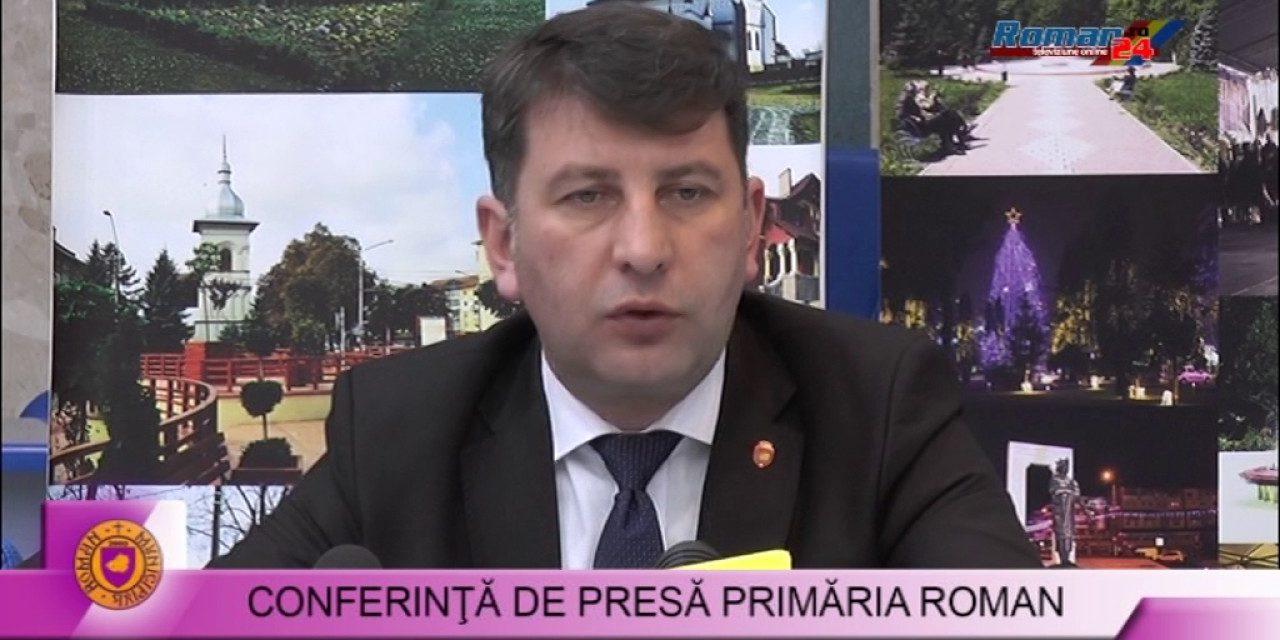 CONFERINTA DE PRESA PRIMARIA ROMAN 24.04.2017