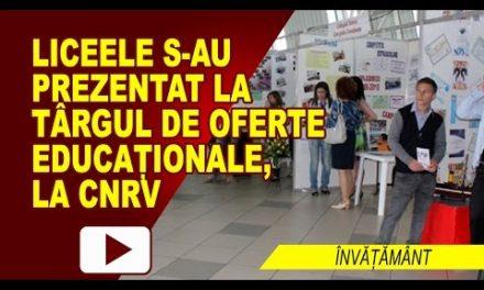 ELEVII AU STUDIAT OFERTA EDUCAȚIONALĂ