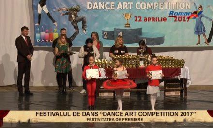 FESTIVALUL DE DANS DANCE ART COMPETITION 2017
