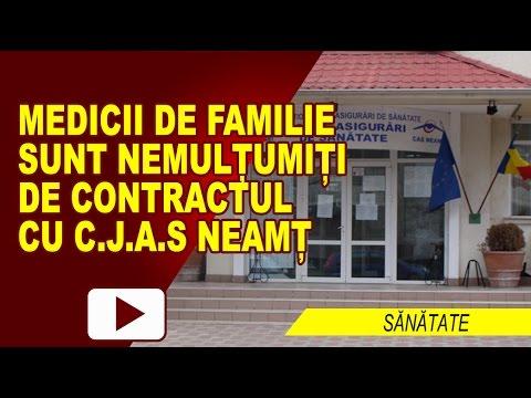 MEDICII DE FAMILIE NEMULȚUMIȚI DE CONTRACTUL CU CJAS