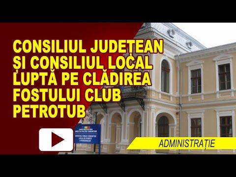 NOUĂ TENTATIVĂ DE RECHIZIȚIONARE A CLUBULUI PETROTUB