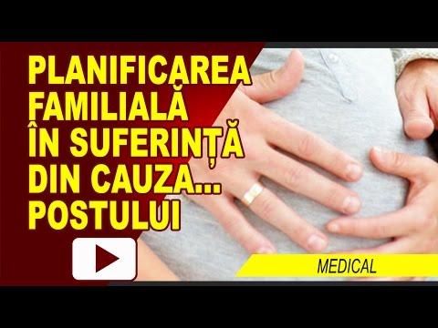 PLANIFICAREA FAMILIALĂ ÎN SUFERINȚĂ