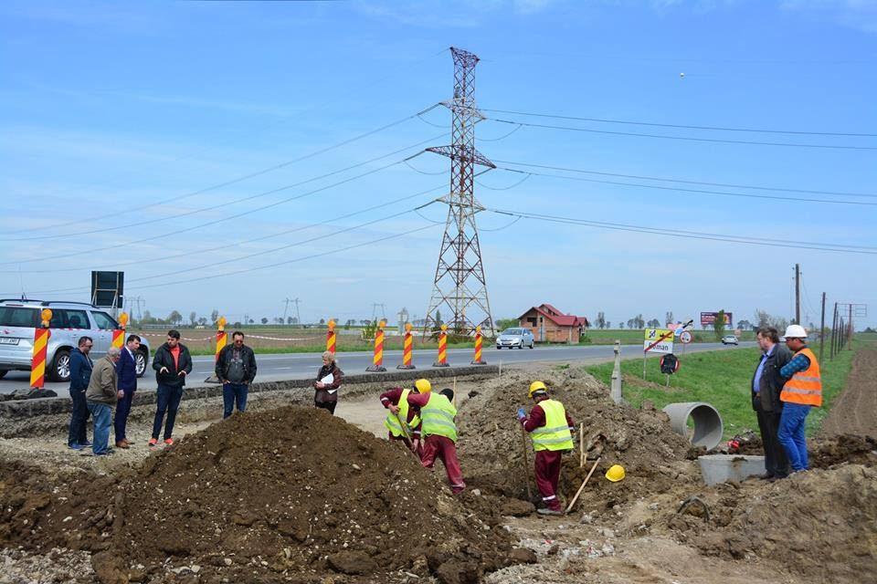 Circulația pe Artera Roman Est va fi inchisa începând de vineri, 12 mai, ora 00.00 și până luni, 15 mai, ora 24.00