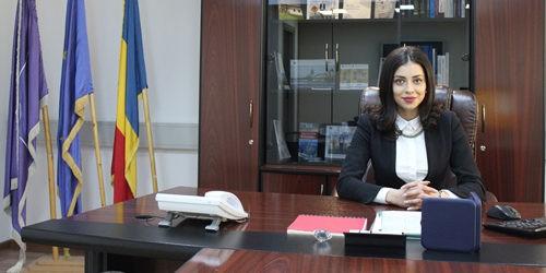 Noua vicepreședintă a ANFP, din lenjerie intimă la… guvernare