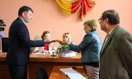 Candidatul PNL Lucian Ovidiu Micu si-a depus Candidatura la Biroul Electoral