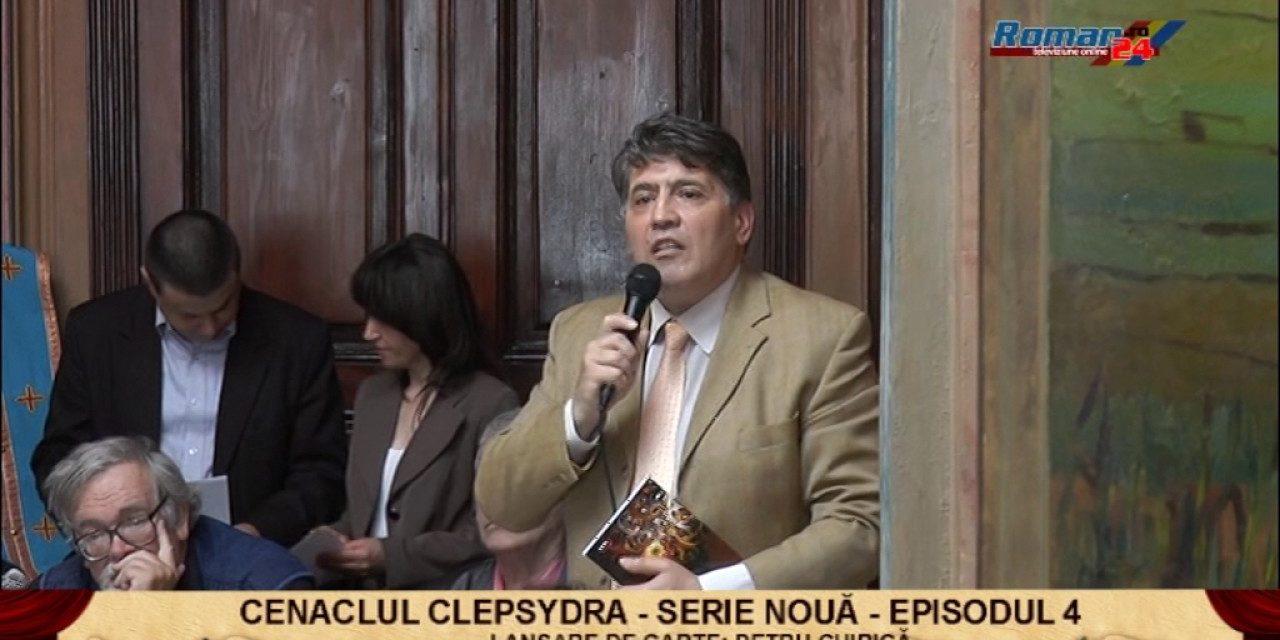CENACLUL CLEPSYDRA – SERIE NOUĂ – EPISODUL 4