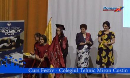 Curs Festiv – Colegiul Tehnic Miron Costin
