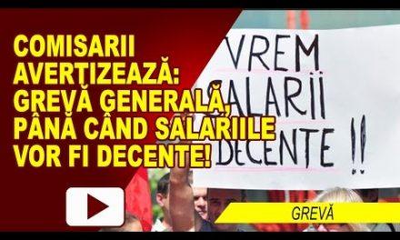 GREVA GENERALĂ LA GARDA DE MEDIU
