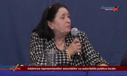 Intalnirea reprezentantilor asociatiilor cu autoritatile publice locale