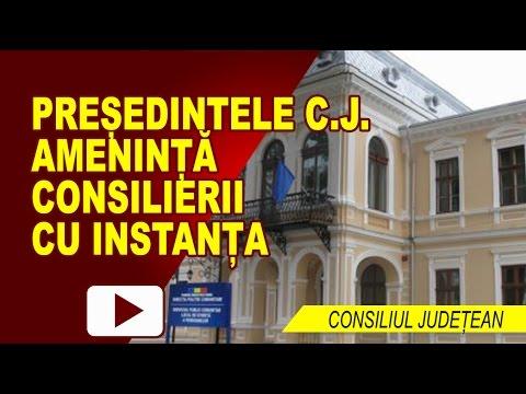PREȘEDINTELE ARSENE ÎI AMENINȚĂ CU JUDECATA PE LIBERALI