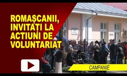 SE CAUTĂ VOLUNTARI