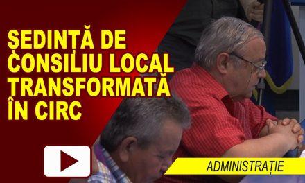 Sedinta Extraordinara de Consiliu Local 29.05.2017