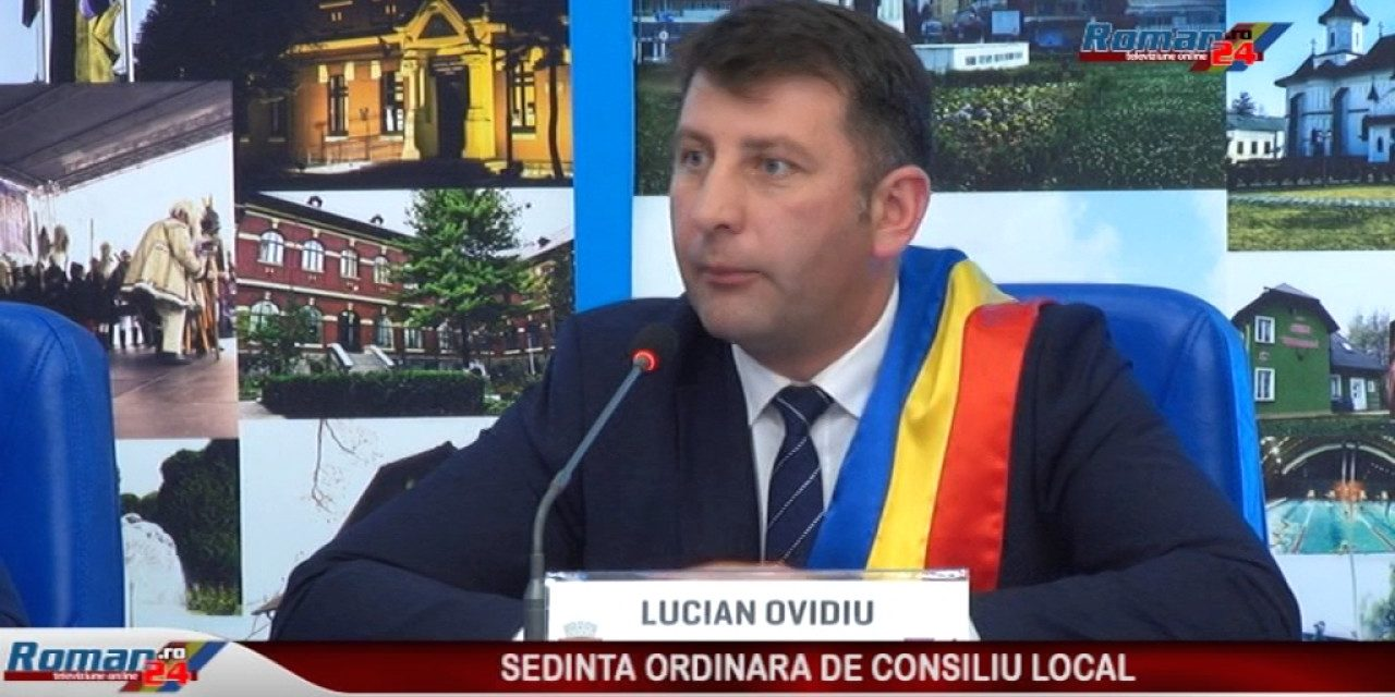 SEDINTA ORDINARA DE CONSILIU LOCAL 18.05.2017