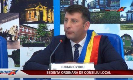 SEDINTA ORDINARA DE CONSILIU LOCAL 18.05.2017