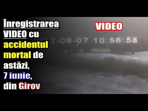 Inca un accident mortal in comuna Girov
