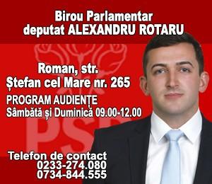 Birou Parlamentar Alexandru Rotaru