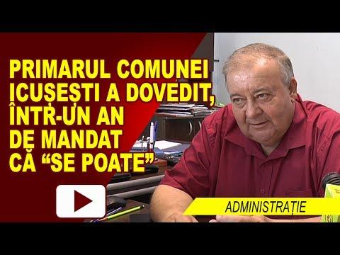 COMUNA ICUSESTI SUB DEVIZA SE POATE