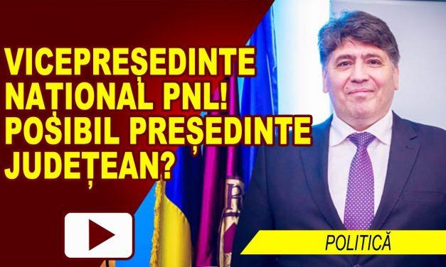 DEPUTATUL LEOREANU, VICEPREȘEDINTE NAȚIONAL AL PNL