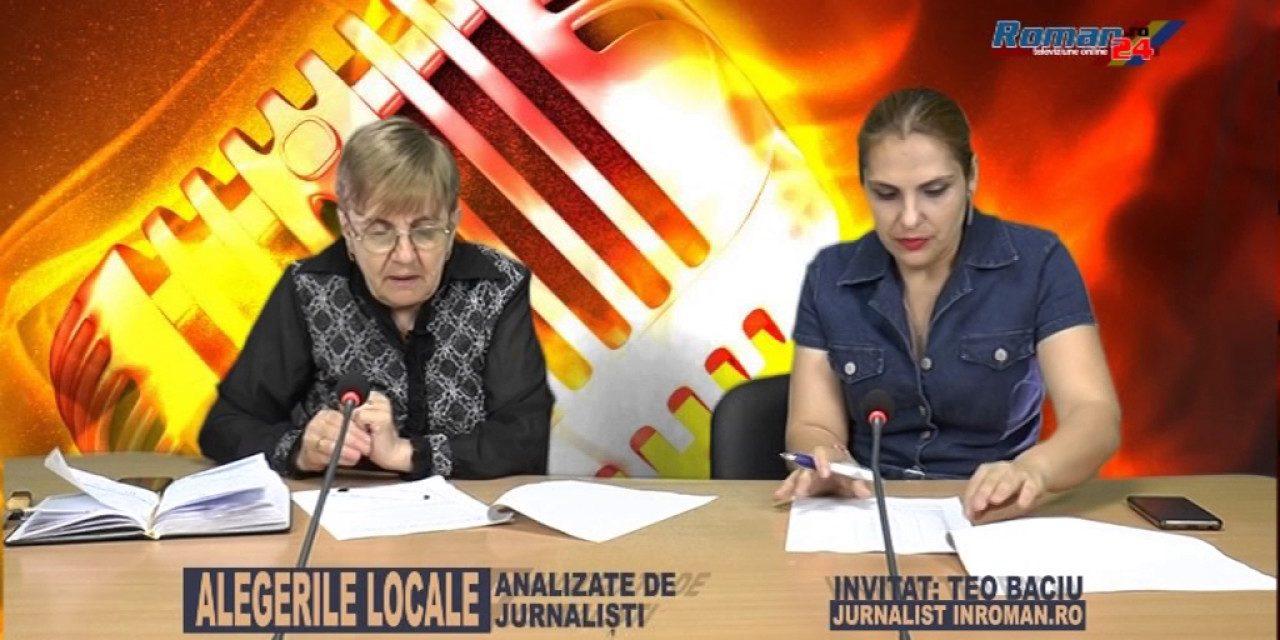 INTERVIU CU FLORA ORDEAN – ALEGERILE LOCALTE ANALIZATE DE JURNALISTI