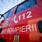 (Foto) Incendiu la un autoturism din Roman! Victima, de 15 ani, cu arsuri la nivelul fetei!