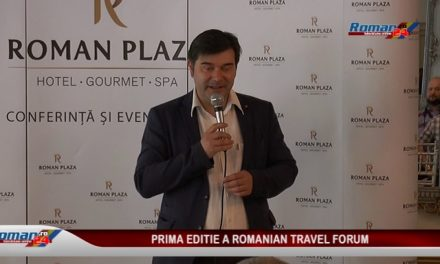 Prima Editie a Romanian Travel Forum