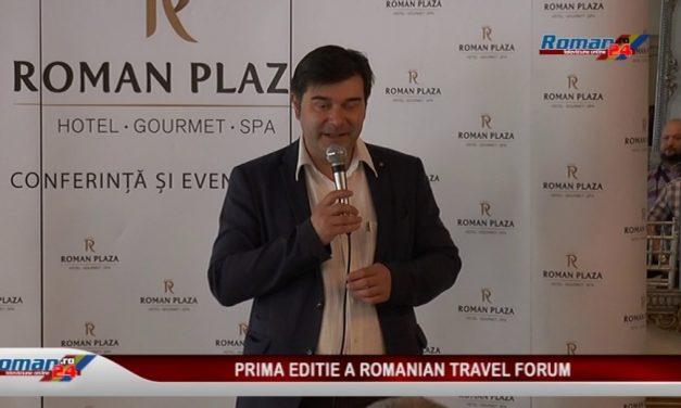 Prima Editie a Romanian Travel Forum
