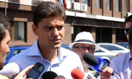 Fostul deputat Cristian Boureanu, cercetat in arest la domiciliu. Politistul care l-a lovit, dosar penal!