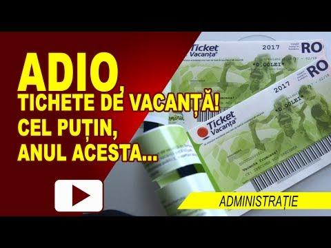 ADIO, TICHETE DE VACANȚĂ!