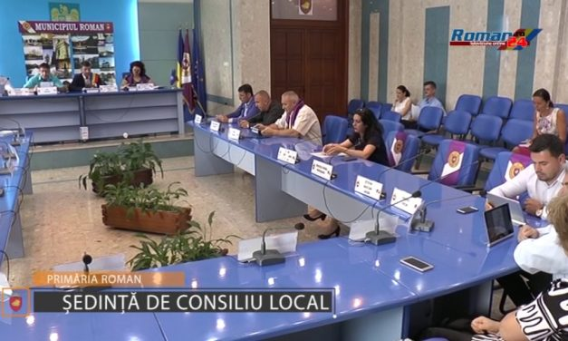 SEDINTA DE CONSILIU LOCAL 07.07.2017