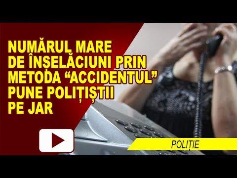 METODA ACCIDENTUL ÎNGRIJOREAZĂ POLIȚIȘTII