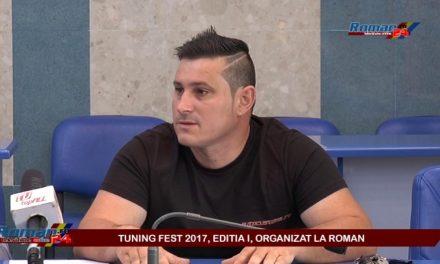 TUNING FEST 2017, EDITIA I, ORGANIZAT LA ROMAN