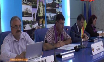 SEDINTA ORDINARA DE CONSILIU LOCAL 30 AUGUST 2017