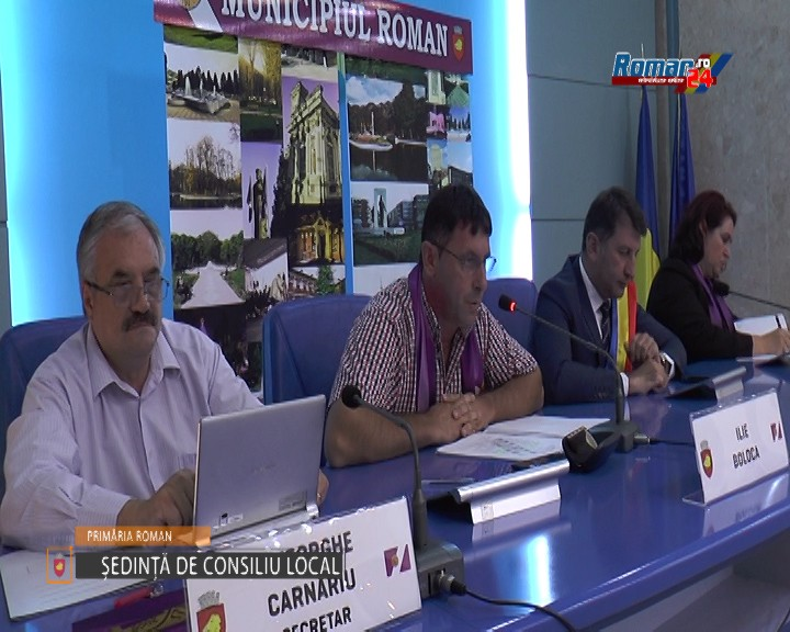 SEDINTA ORDINARA DE CONSILIU LOCAL 30 AUGUST 2017