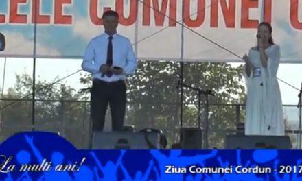 Ziua Comunei Cordun – Partea II