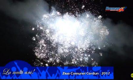 Ziua Comunei Cordun – Partea III