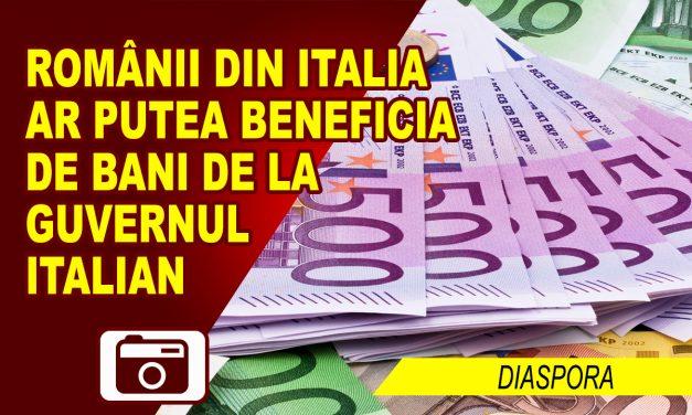 Cum pot beneficia românii de venitul minim garantat in Italia