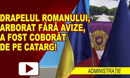UN JURNALIST A LĂSAT ROMANUL FĂRĂ STEAG