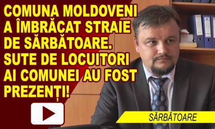 ZIUA COMUNEI MOLDOVENI – AUGUST 2017