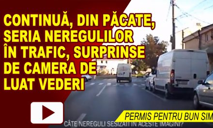 PERMIS PENTRU BUN SIMȚ – EPISODUL 5