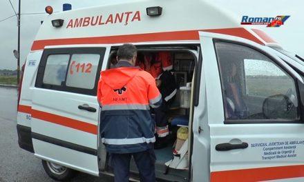 Accident cu victime pe Artera Vest a Romanului