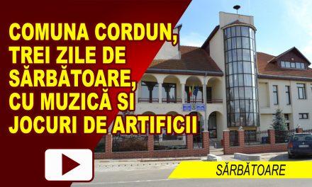 ZILE DE SĂRBĂTOARE PENTRU COMUNA CORDUN