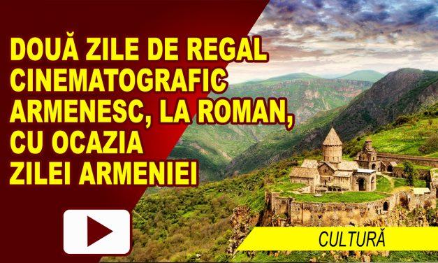 DOUĂ SERI DE FILM ARMENESC