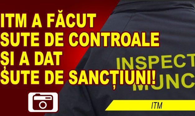 CONTROALE ITM ÎN DOMENIUL RELAȚIILOR DE MUNCĂ